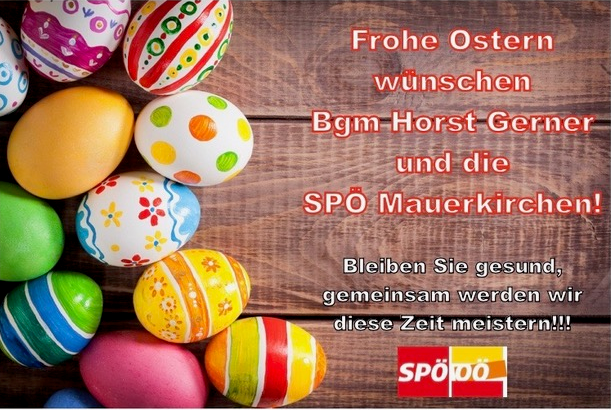 Ostern => #stayhealthy #stayathome